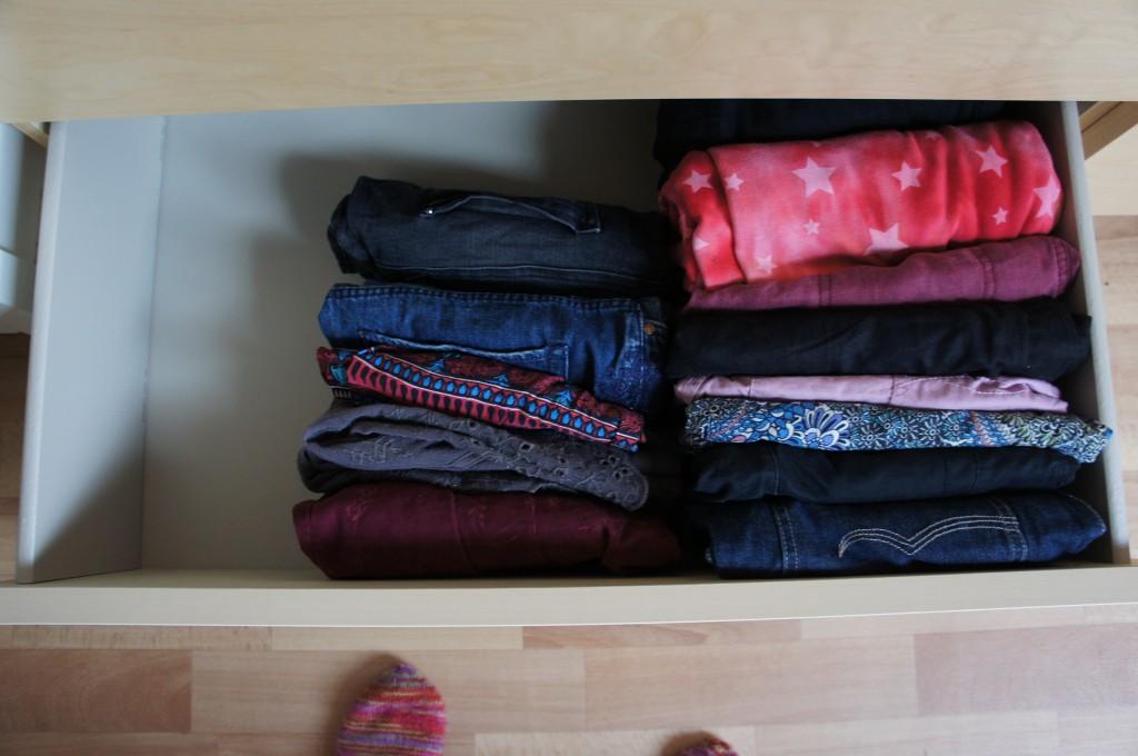 Hosen ohne Pullis
