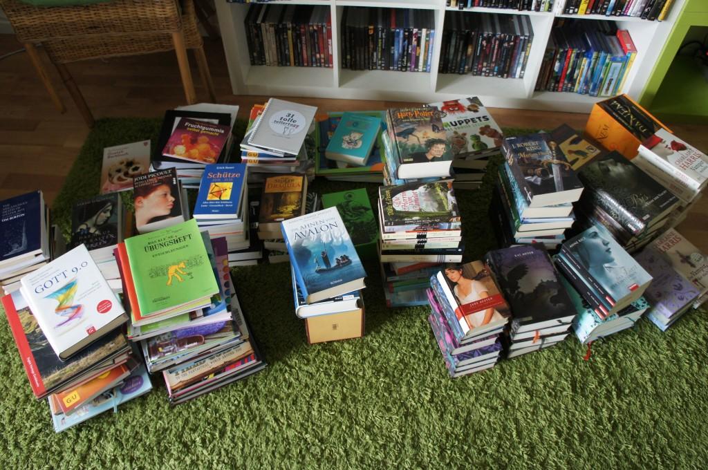alle meine Bücher